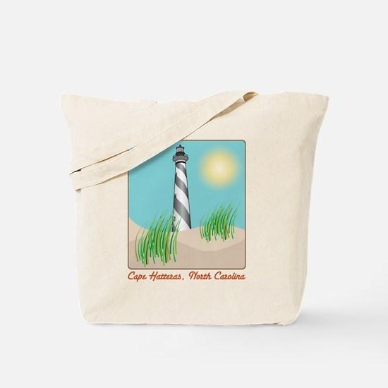North Carolina - Cape Hatteras Tote Bag