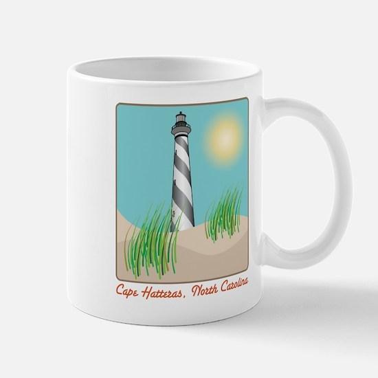 North Carolina - Cape Hatteras Mug