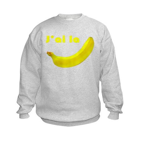 banane Kids Sweatshirt