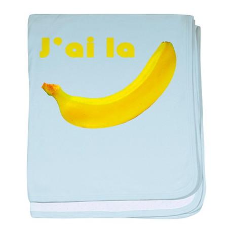 banane baby blanket