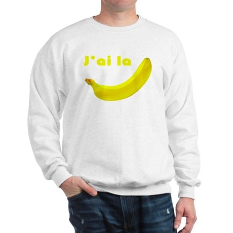 banane Sweatshirt
