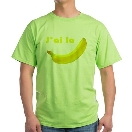 banane Green T-Shirt
