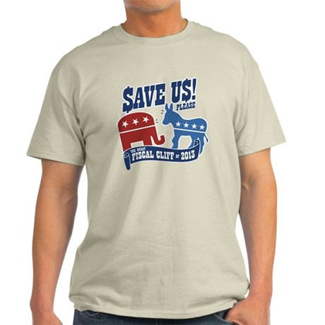 Save Us! Light T-Shirt