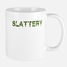 Slattery, Vintage Camo, Mug