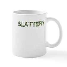 Slattery, Vintage Camo, Small Mug