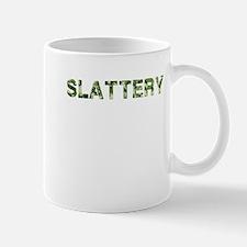 Slattery, Vintage Camo, Small Small Mug