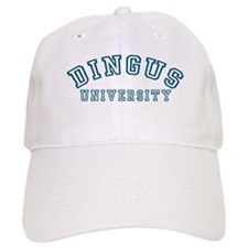 Dingus University Baseball Cap