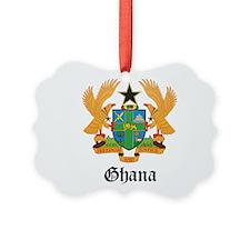 Cute Accra Ornament