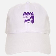 IHHA Purple Logo Cap