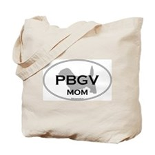 PBGV MOM Tote Bag