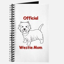 Westie Mom Journal