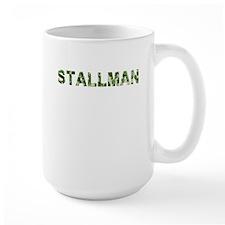 Stallman, Vintage Camo, Mug