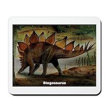 Stegosaurus Dinosaur Mousepad