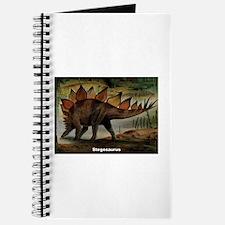 Stegosaurus Dinosaur Journal