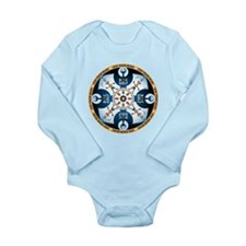 Use Your Head #2 Long Sleeve Infant Bodysuit