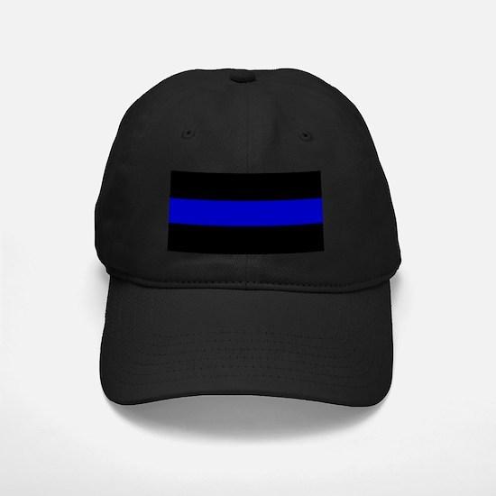 Thin Blue Line Baseball Hat