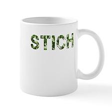 Stich, Vintage Camo, Mug