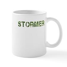 Stormer, Vintage Camo, Small Mug