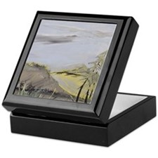 Golden Valley Keepsake Box