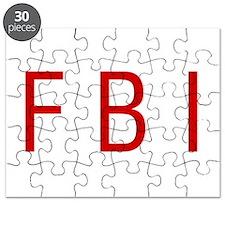 FBI 3 Puzzle