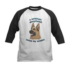 A German Shepherd Rules Tee