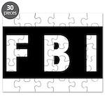 FBI 1 Puzzle