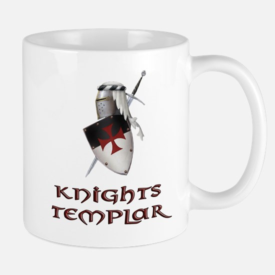 KNIGHTS TEMPLAr copy Mugs