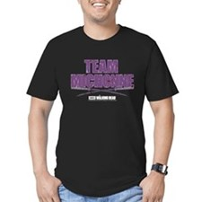 Team Michonne Men's Fitted T-Shirt