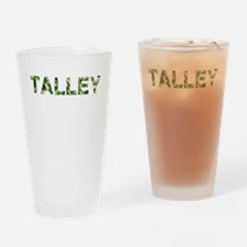 Talley, Vintage Camo, Drinking Glass
