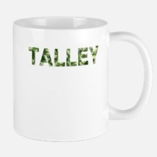 Talley, Vintage Camo, Mug