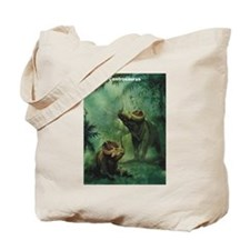 Centrosaurus Dinosaur Tote Bag