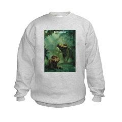 Centrosaurus Dinosaur Sweatshirt