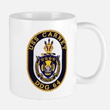 USS CARNEY Mug