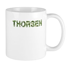 Thorsen, Vintage Camo, Mug