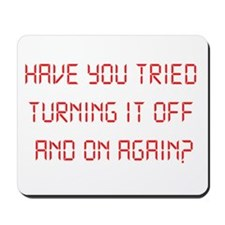 Have You Tried Mousepad