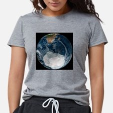 Unique North and south pole Womens Tri-blend T-Shirt