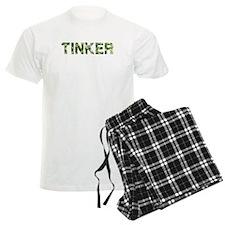 Tinker, Vintage Camo, pajamas