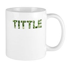 Tittle, Vintage Camo, Mug