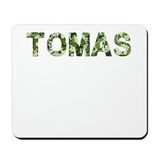 Tomas, Vintage Camo, Mousepad