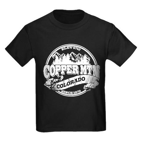 Copper Mountain Old Circle Kids Dark T-Shirt