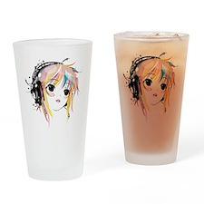 yuki remix Drinking Glass