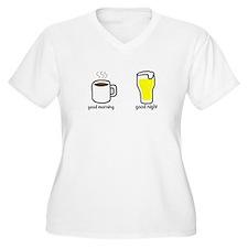 good morning and good night T-Shirt