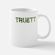 Truett, Vintage Camo, Mug