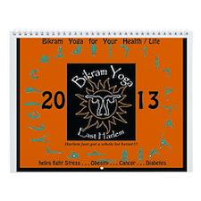 BYEH 26 Posture Wall Calendar