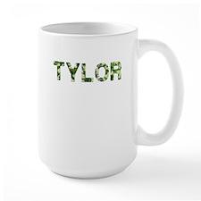 Tylor, Vintage Camo, Mug