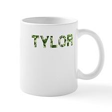 Tylor, Vintage Camo, Small Mug