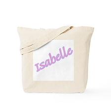 Cute Girl isabelle Tote Bag