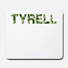 Tyrell, Vintage Camo, Mousepad
