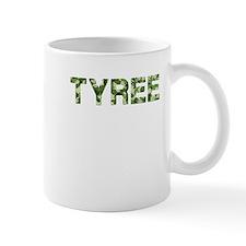 Tyree, Vintage Camo, Small Mug