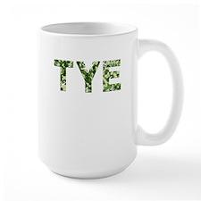 Tye, Vintage Camo, Mug